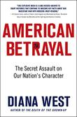 Cover art for AMERICAN BETRAYAL