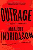 Cover art for OUTRAGE