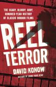 Cover art for REEL TERROR