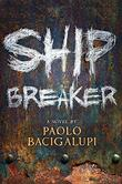 Cover art for SHIP BREAKER