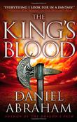 Cover art for THE KING'S BLOOD