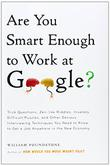 Cover art for ARE YOU SMART ENOUGH TO WORK AT GOOGLE?
