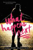 Cover art for WHAT HAPPENS NEXT
