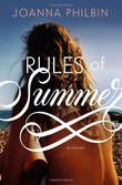 Cover art for RULES OF SUMMER