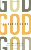 Cover art for THE EVOLUTION OF GOD