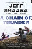 Cover art for A CHAIN OF THUNDER