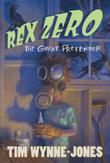 Cover art for REX ZERO, THE GREAT PRETENDER