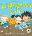 Cover art for KINDERGARTEN CAT