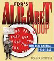 Cover art for FDR'S ALPHABET SOUP