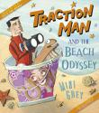 Cover art for TRACTION MAN AND THE BEACH ODYSSEY