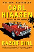 RAZOR GIRL by Carl Hiaasen