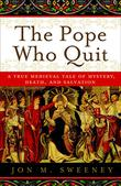 Cover art for THE POPE WHO QUIT