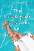 Cover art for THE UNBEARABLE BOOK CLUB FOR UNSINKABLE GIRLS
