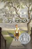 Cover art for PAPERBOY