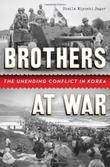 Cover art for BROTHERS AT WAR