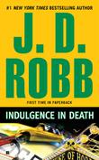 Cover art for INDULGENCE IN DEATH