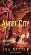 Cover art for ANGEL CITY