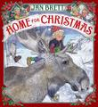 HOME FOR CHRISTMAS by Jan Brett