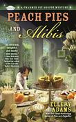 Cover art for PEACH PIES AND ALIBIS