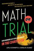 Cover art for MATH ON TRIAL