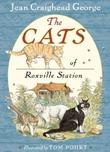 Cover art for THE CATS OF ROXVILLE STATION
