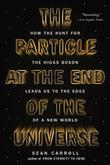 Cover art for THE PARTICLE AT THE END OF THE UNIVERSE