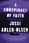 Cover art for A CONSPIRACY OF FAITH