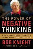 Cover art for THE POWER OF NEGATIVE THINKING