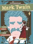 Cover art for THE EXTRAORDINARY MARK TWAIN