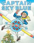 CAPTAIN SKY BLUE by Richard Egielski