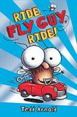 Cover art for RIDE, FLY GUY, RIDE!