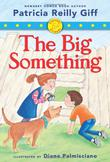 Cover art for THE BIG SOMETHING