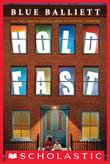 HOLD FAST by Blue Balliett