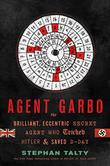 Cover art for AGENT GARBO