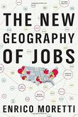 Cover art for THE NEW GEOGRAPHY OF JOBS