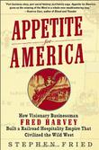 Cover art for APPETITE FOR AMERICA