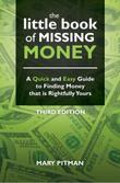 THE LITTLE BOOK OF MISSING MONEY by Mary Pitman