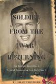 Cover art for SOLDIER FROM THE WAR RETURNING