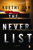 Cover art for THE NEVER LIST