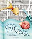 Cover art for THE STORY OF FISH AND SNAIL