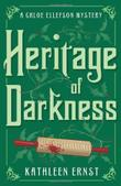 HERITAGE OF DARKNESS by Kathleen Ernst