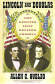 Cover art for LINCOLN AND DOUGLAS