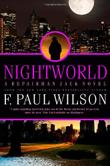 Cover art for NIGHTWORLD