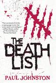 THE DEATH LIST by Paul Johnston