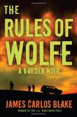 Cover art for THE RULES OF WOLFE