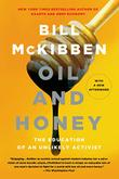 Cover art for OIL AND HONEY