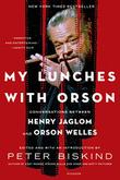 Cover art for MY LUNCHES WITH ORSON