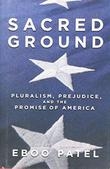 Cover art for SACRED GROUND