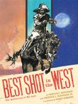 Cover art for BEST SHOT IN THE WEST