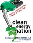 Cover art for CLEAN ENERGY NATION